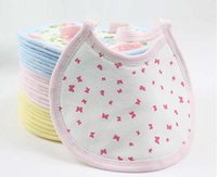 baby product packaging - 2016 New Hot customizable Baby cotton infant bibs baby bibs small sandwich bibs baby products sold by package