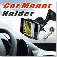 al por mayor 5s de galaxias-Car Mount Holder Cargadores universales de teléfono celular para todos los teléfonos inteligentes incluyendo iPhone 6s Plus 6s 5s 5c, Samsung Galaxy S6 Edge Plus S6 S5