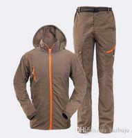 Wholesale Summer Men Quick Dry Long Sleeve Hiking Jacket Colorful plus size breathable Bike Clothing