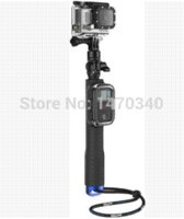 antenna poles - 2015 GoPro self time bar hero4 wifi remote waterproof handheld self timer pole self support GoPro accessories