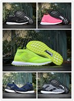 Wholesale 2016 Hypebeast th x Consortium Ultra Boost II Uncaged Sport Running shoes Men Beckham Casual Shoes pink yellow blue grey shoes size