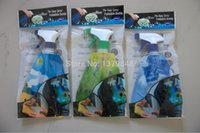 Wholesale 10pcs ml Plastic Misting Nozzle Spray Nozzle the easy spray foldable bottle
