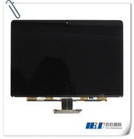 Wholesale 100 NEW Original Brand laptop LCD screen LSN120DL01 A01 for mac book quot A1534 MF855 MF856 year