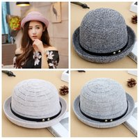 Wholesale Spring and summer sun hat beret hat female tide outdoor travel sun beach leisure wild street youth