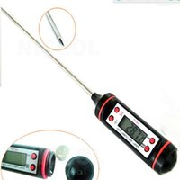 Wholesale hot sale Digital Cooking Food Probe Meat Thermometer Kitchen BBQ Pen Type Thermometer