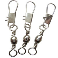 barbless hooks - Fishing Gear Accessory Fishing Connector Pin Connector Bulk Swivels F00115 BARD