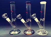 Wholesale HitMan Glass Bong Birthday Cake Glass Pipes Cake Oil Rig Hitman Micro Hammerhead Vapor Rig Glass Water Pipe