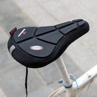 Wholesale New Sport Bicycle Saddle Seat Shockproof Breathable Cushion Durable Soft MTB Mountain Road Cycling Seat Cover Bike Parts