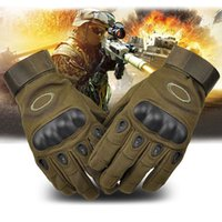 Wholesale Outdoor Sport Military Tactical Full Gloves Airsoft Hunting Motorcycle Paintball