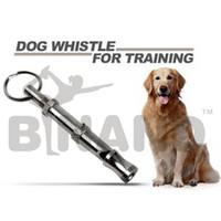 Wholesale DHL FEDEX Free Pet Dog Training Adjustable Ultrasonic Sound Whistle Dog Training Tool Cute Training