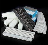 Wholesale 40 set Nail Art Sanding Files Buffer Block Manicure Pedicure Tools UV Gel Set