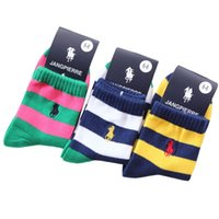 baby boy bar - 2016 Spring Cotton Baby Socks Leisure Color Bar Baby Boy Socks For Children Fashion Casual Baby Cotton Socks pairs T