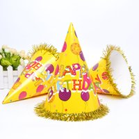 Wholesale The New Making Christmas Hats Different Style Noel Decoration Christmas Supplies Usuful Party Hat Festival Ornament Cap Bright Lace Cap