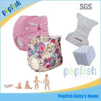 baby diaper suppliers - 2016 China supplier small disposable cute printed PUL pocket one size diaper for baby