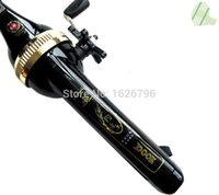 Wholesale 1 Meters GW Brand Carbon Fiber Ultrashort Floding Telescopic Fishing Rod Within Line Reel Fishing Tackle