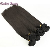 bad hair extensions - Cheap Brazilian Hair Bundles In Hair Weft Inch Hair Extension Healthy End Straight No Bad Smell