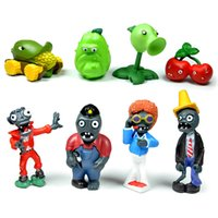 Wholesale 8 X Plants vs Zombies Figure Dancing Zombie