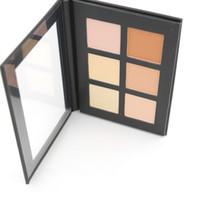 Wholesale Contour Palette Powder Foundation Face Press Powder Highter Studio Fix colors Foundations Contour Powder Net g