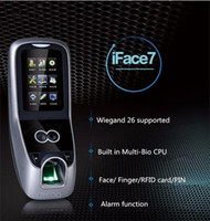 Wholesale MultiBio700 access control zkaccess biometric reader software electromagnet lock for single glass door access control DIY kit