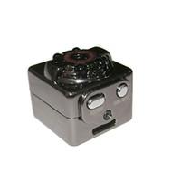 Wholesale SQ8 Miniature camera MINI DV HD P mini car dvr camera driving recorder Motion detection