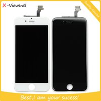 Wholesale 100 No Dead Pixels Original LCD for iPhone Screen Replacment inch OEM Quality for iPhone LCD Assembly Full