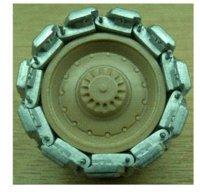 bandai gundam - Bandai am Earth Federation Army fighting vehicles Metal Track Spot Model Building Kits