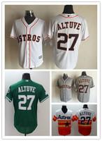 best wholsale - Wholsale Houston Astros Jose Altuve Baseball Jerseys Flexbase Jose Altuve Jerseys Best Quality