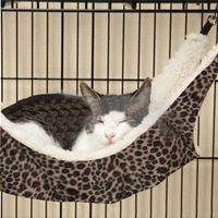 Wholesale Popular Warm Cat Bed Pet Hammock For Pet Cat Rest Cat House Soft Comfortable
