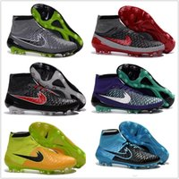 acc sales - Kids New Magista Obra FG Mens Football Shoes For Sale Soccer Shoes Football Boots Original Authentic ACC Sports Cleats Size