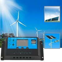 Wholesale Newest A V V TX BL Solar Charge Controller USB Ports