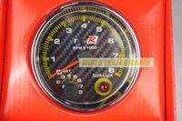 Wholesale 3 quot Carbon Fibre Tachometer Auto gauge Car meter