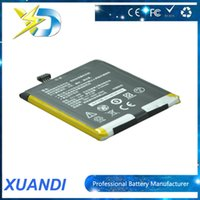 Wholesale For ASUS PadFone2 A68 C11 A68 Replacement battery V mah Build in Li ion Tablet Battery Long Standby