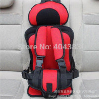 Wholesale Portable Car Seat Optional Color Portable Baby Child Car Seat for Cheaper Sale Children Toddlers Car Seat Safety