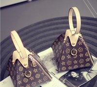 Wholesale Fashion handbag European and American style zipper