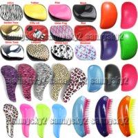 Wholesale 150 Detangling Brush Professional detangler Styler Salon Styling tool Hair Brush Personal Health Care Massager Comb top