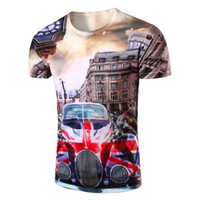 best car paint - The Best selling and the car Design Top Hot Men s T Shirt short sleeve O Neck Painted Fashion t Shirts