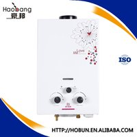 Wholesale JSD12 HB13 L Junker gas water heater manual with natural gas for hot shower water