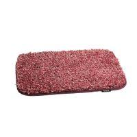 bath pearls - DADA HOMETEXTILE Microfiber Pearl Anti skid Bath Mat Super Soft Densely Woven Shaggy High Water Absorbent Carpet Door Rug