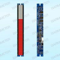 led bar graph display analog vu meter - 50seg mm LED Bargraph Module Used in Audio VU amp PPM Average Peak Analog Level Meter led bar graph display