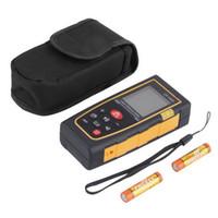 Wholesale CP S M Professional Handheld Digital Laser Distance Meter Range Finder Measure Diastimeter Stock Offer