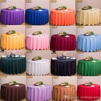 Wholesale Best Choice FT Round Sequin Table Cloth Sparkly Champagne Tablecloth Beautiful Elegant Wedding Sequin Table Linens Sequin Table Cloth