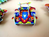 Wholesale 2000Pcs CM CM PP super MIni Card D car Puzzle Children DIY toys and gift