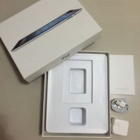 air manufacturers - Retail box for iPad Air iPad mini iPad Black Silver GB GB GB with Charger USB cable all accessories
