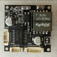 Wholesale PoE Module Board PM3812T for Security CCTV Network IP Cameras Power Over Ethernet V A Output IEEE802 af Compliant mm
