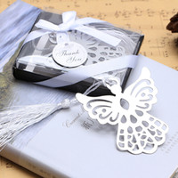 baby show decorations - DHL Angle Owl bird Phoenix bookmark for wedding decoration wedding baptism favors and gift for wedding party baby show