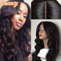 Wholesale Brazilian Full Lace Human Hair Wigs Body Wave Lace Front Wigs Hair Wigs Natural Color Full Lace Wig Bleached Knot