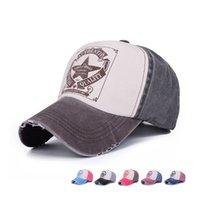al por mayor pelotas de golf de la vendimia-2016 nuevos gorras de béisbol del golf de los pares del algodón Sombreros del Snapback de los deportes al aire libre de la vendimia para los hombres