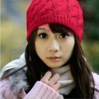 Wholesale NEW fahsion Women Knit Winter Warm Crochet Hat Braided Baggy Beret Beanie Cap