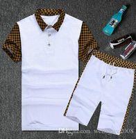 animal print pants men - drop shipping new arrival men summer fashion brand name tracksuit size m xxl lus t shirt and pant one set men clothes set