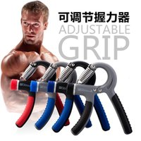 Wholesale Man Major Grip A Type Grip Adjust Finger Recovery Training Bruce Lee Men s Bodybuilding Physical Exercise